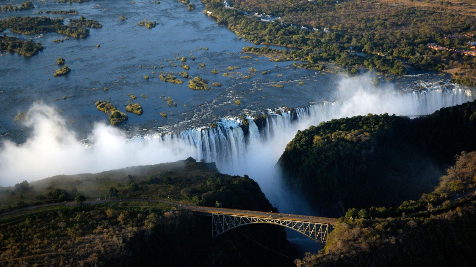 Big Trips Five Safaris Destinations Trips Africa travels