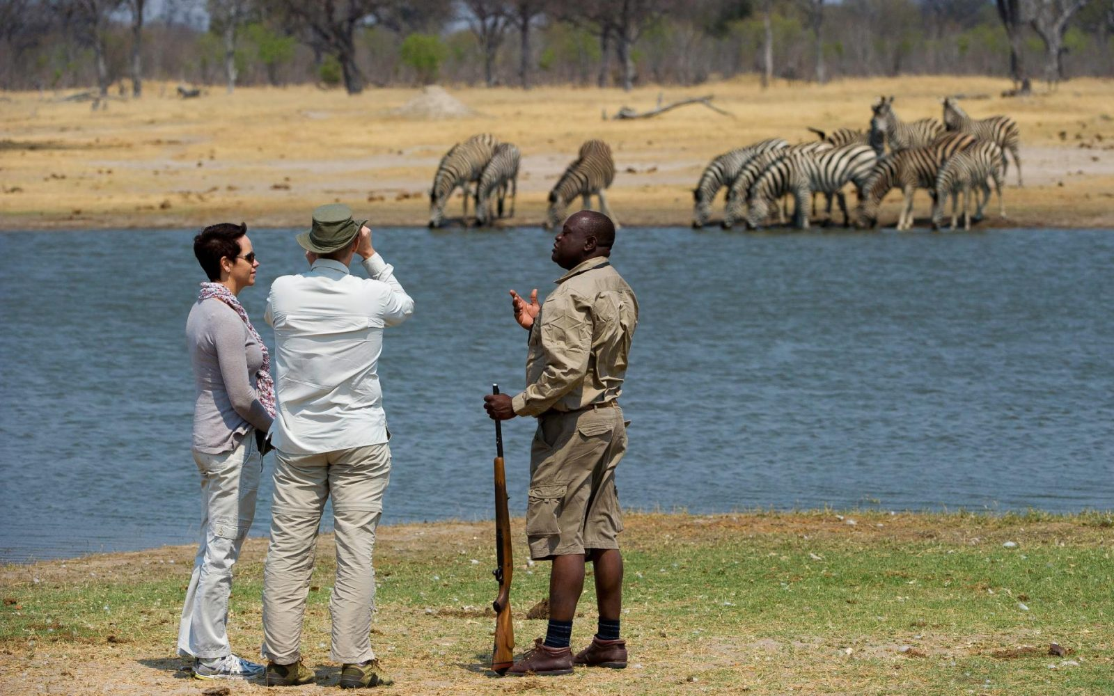 Destinations Safaris Big Trips Africa Five zebras