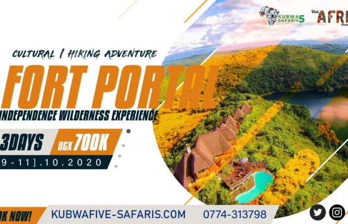 Fort portal Independence Cultural Hiking Adventure