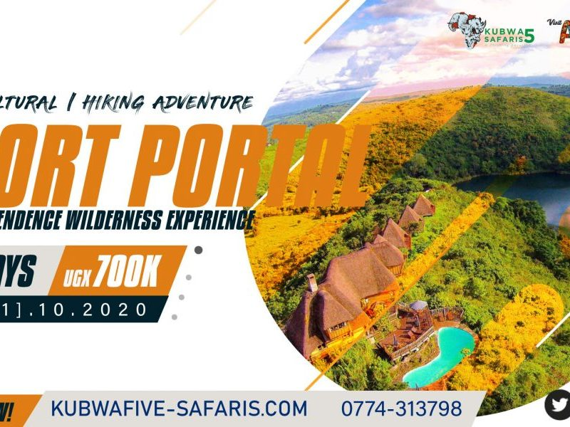 Cultural Hiking Wilderness Experience Fortportal Trip Tourist