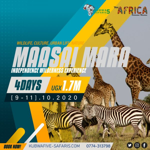 Independence Maasai Mara Kenya Trip