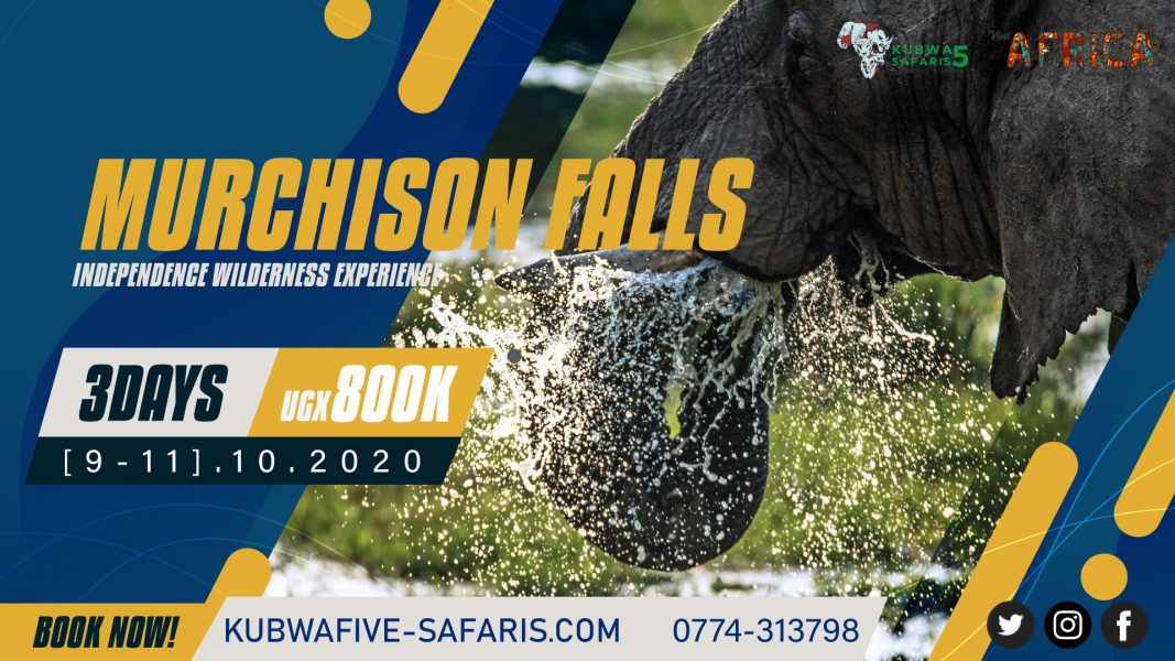 Murchison Falls National Park Wilderness Experience Vacation