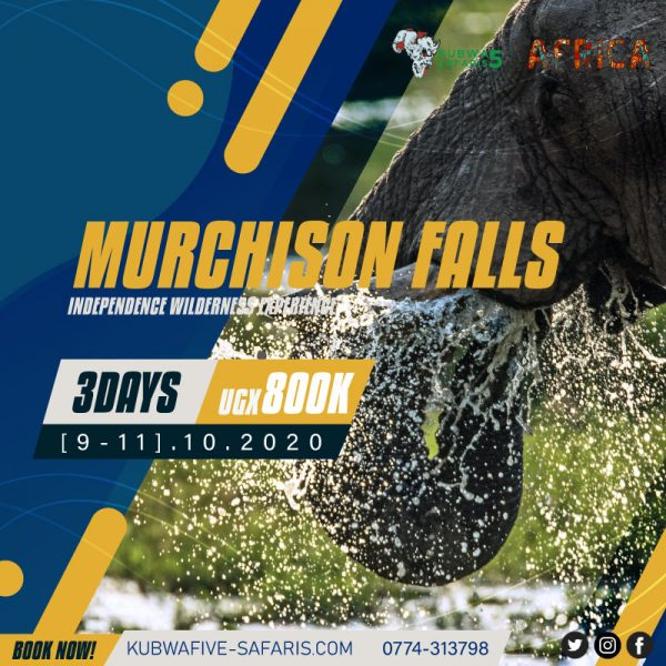 Wilderness Experience Vacation Murchison Falls National Park