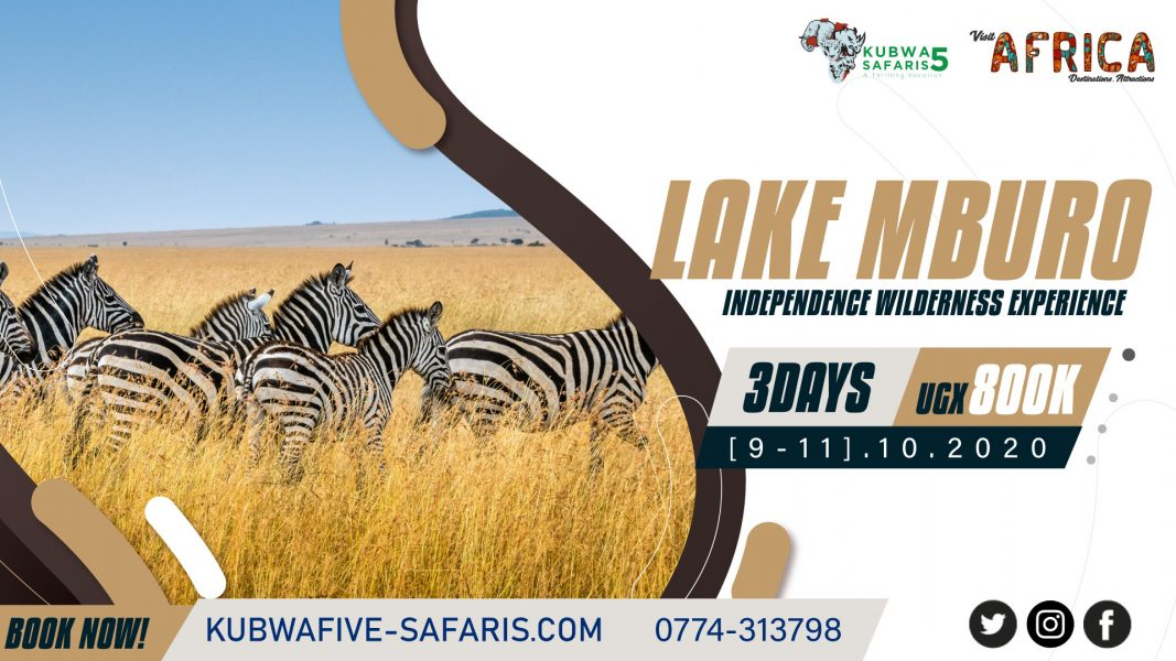 Lake Mburo National Park Wilderness Vacation Experience