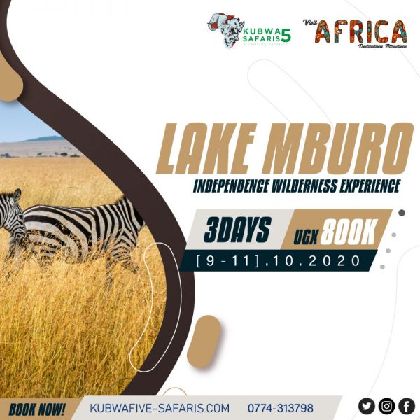 Vacation Lake Mburo National Park Wilderness Experience