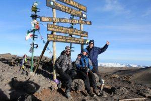 Mountain Climbing Trips